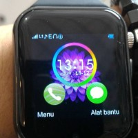 SMARTWATCH Jam Tangan Handphone Pintar Unique 10