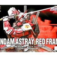 harga Bandai Gundam 1/144 HG Gundam Astray Red Frame Tokopedia.com