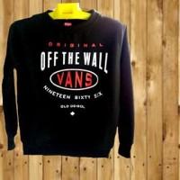 Grosir Baju Murah / Baju Anak / Sweater / Vans Off The Wall Kids