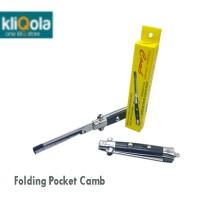 Switchblade Comb / Folding Pocket Comb