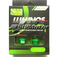 harga LED T10 2 Titik SMD 5630 Hijau Luminos (Lampu Senja,Speedometer, DLL) Tokopedia.com