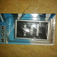 Baterai Mito Tablet T550 T700 Ba-00043 Dobel Power Mcom 4800mah