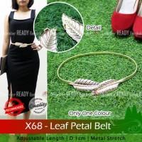 Leaf Petal Belt