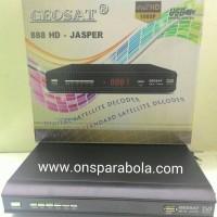Geosat Jasper HD ethernet