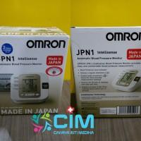 Tensi Digital Omron JPN1 - Made in Japan