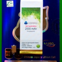 harga BATERAI HIPPO IPHONE 4G Tokopedia.com