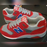 Sepatu New Balance 580 Red (NB 580,sepatu running,jogging)