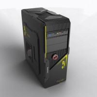 SEGOTEP GAMING CASE KING SG-FY - USB 3.0