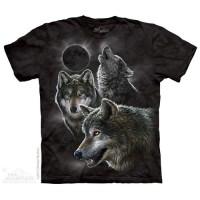 harga Kaos 3D The Mountain Dewasa Size L - Eclipse Wolves Tokopedia.com