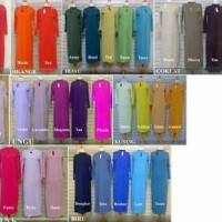 Manset Gamis Polos