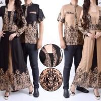 harga Couple Batik.baju Pasangan  7654r Tokopedia.com