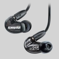 SHURE Sound Isolating Earphone SE215 Black