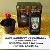 GPS Garmin Montana 680 (Glonass N Cam 8MP)