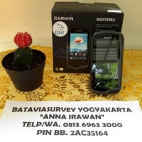GPS Garmin Monterra (Cam 8MP, Android System, Glonass, WiFi)