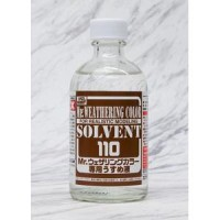 Mr. Weathering Color For Realistic Modeling Solvent 110ml WCT-101