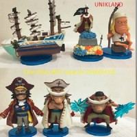 One Piece WCF sejarah SHIROHIGE ISI 6