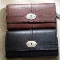Fossil Marlow Clutch Trifold