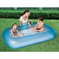 Kolam Renang Bayi Anak Aquababes (Biru)