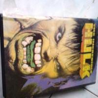 Kaset Sega 16 Bit The Incredible Hulk
