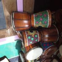 harga kendang jimbe souvenir 15 cm Tokopedia.com
