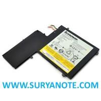 Original Baterai Laptop LENOVO IdeaPad U310 (L11M3P01) (6 CELL)
