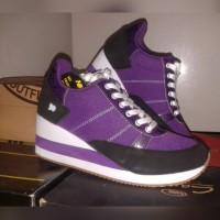 Jual sepatu kets hak tinggi, casual cewek HRCN Outfitters 'femme wedges' Murah
