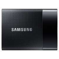 Samsung Portable SSD T1 250GB - MC-PS250B - Black
