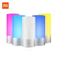 Jual Xiaomi Yeelight Bedside Lamp Indoor Smart Night Light 16 Million Murah