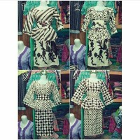 Dress / Baju Dress / Gaun / Dress / Dress Batik / Batik Dress