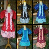 Dress / Dress Batik / Baju Dress / Batik Dress / Mini Dress