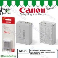 Battery Canon NB-7L (Canon Powershot G10, G11, G12, SX30 IS)