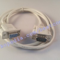 KABEL SERIAL DB9 (RS232) MALE TO FEMALE 1.5M