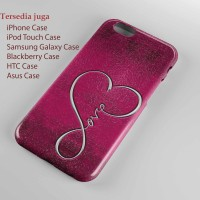 infinity love apple,hard case,Iphone case,smua hp
