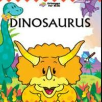 Jual Pop Up Junior -  Dinosaurus Murah
