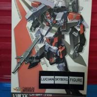 1/100 Gundam Seed vs Astray - LH-GAT-X103 Hail Buster Gundam
