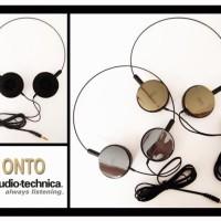 Headphone Audio Technica ONTO ATH-ON300 (Headphone murah meriah)