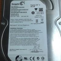 """hardisk 250gb seagate 3.5"""" untuk pc"""