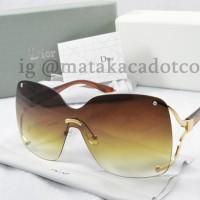 Jual Kacamata Sunglass Dior 84 Suite / Phantom Coklat Murah
