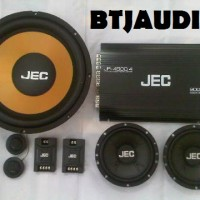 PAKET AUDIO MOBIL MURAH by JEC (JAPAN ELECTRONIC CORPORATION)