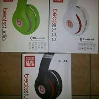 harga headphone dr dre studio bluetooth ( mp3 player,radio fm ) Tokopedia.com