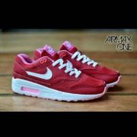 harga Sepatu Wanita Nike Airmax One Premium Sneakers Tokopedia.com