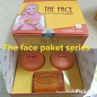 Paket Cream Wajah The Face BPOM