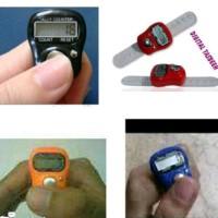 tasbih digital jari (alat penghitung dzikir hand tally counter murah)