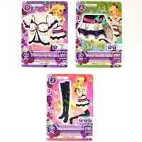 Kartu Aikatsu SP Card Special Collection Ichigo Spicy Ageha Sexy