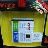 baterai battery batre hp samsung galaxy s3 slim HDC vizz 2800 mAh