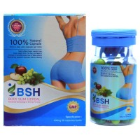 Jual BSH ORIGINAL BISA TRACKING / BODY SLIM HERBAL NEW PACK Murah