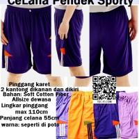 Celana Pendek Sporty