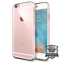Spigen iPhone 6S Case Capsule - Crystal Clear