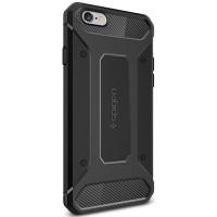 Spigen iPhone 6S Case Capsule Ultra Rugged  Black