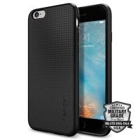 Spigen iPhone 6S Case Capsule - Black